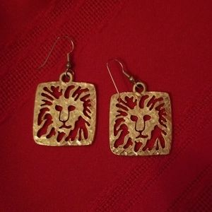 Vintage Anne Kline earrings